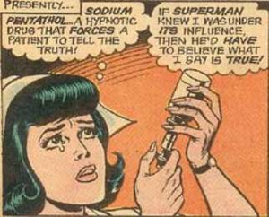 poor Superman... still, I expect he gets out of it somehow