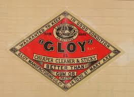oh joy, it's gloy!