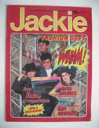 Nothing says fun like a boy band holding scaffolding. That and LAW!