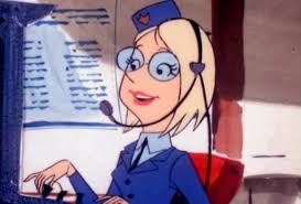 Rosemary the telephone operator?  No way man