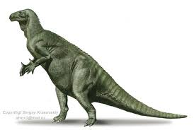 Check out THIS dude. I'm getting a time machine, and rebranding him Fonziesaurus. Which would probably stop Happy Days naming their guy Fonzie. And then how would I have ever got the name in my mind? Paradox!